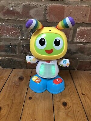 Fisher Price FCW36 Bright Beats Beatbo Dancing Robot Toy