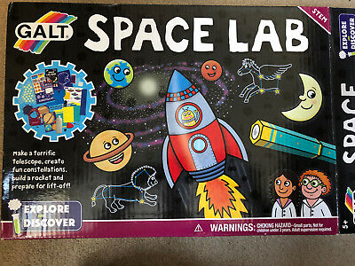 Galt Toys  Space Lab NEW