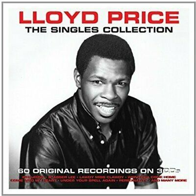 Lloyd Price - The Singles Collection [3CD Box Set] - Lloyd