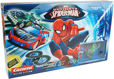 Marvel The Ultimate Spider-Man Carrera Racing System Ages 4+