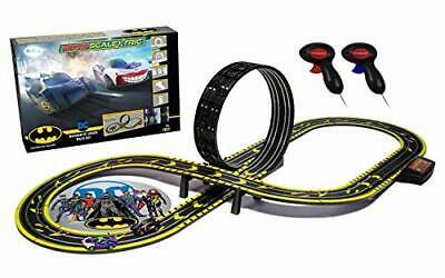 Micro Scalextric GM Batman vs Joker Set Battery Powered