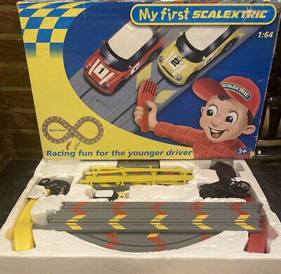 Micro Scalextric  - My First Scalextric Set 1 (missing Red