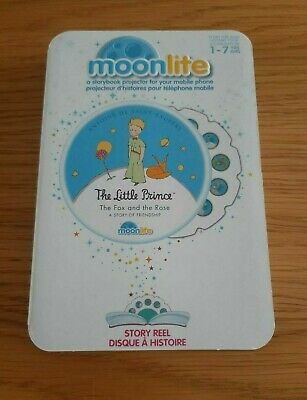 Moonlite The Little Prince Story Reel For Storybook