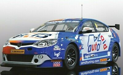 "New Scalextric 1:32nd Scale AMD Racing MG6 ""Rory Butcher"""