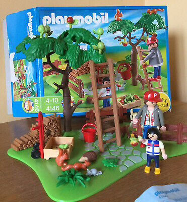Playmobil Apple Harvest Orchard Set - Farm . Boxed and