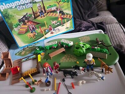 Playmobil  City life country Dog Park Super Set assault
