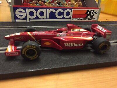 SCALEXTRIC F1 CAR WILLIAMS FW20 No1