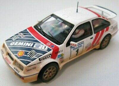 SCX Ford Sierra Cosworth 'McRae' dirt effect  (like