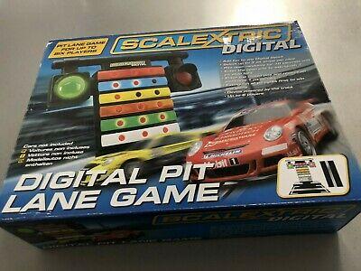 Scalextric 132 Slot Car Digital Pit Lane Game PIt Pro add