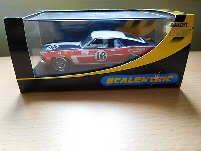 Scalextric C Ford Boss 302 Mustang '69 No16 - New.