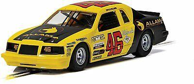 Scalextric C Ford Thunderbird - Yellow & Black No.46