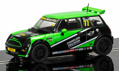 Scalextric - C Mini Cooper S No.77 Neil Newstead - NEW