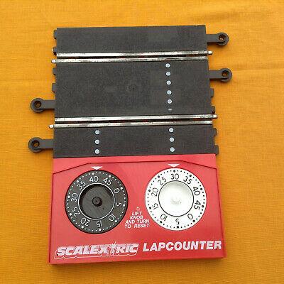 Scalextric Classic Lap Counter Track C272