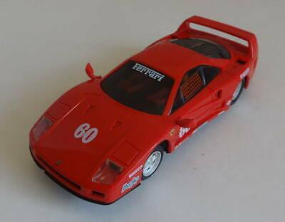 Scalextric Ferrari F40 No.60 C291 Type 2 Excellent Condition