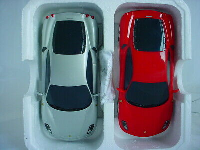 Scalextric Ferrari F430 GT2 Red and Silver GT Cars C MB