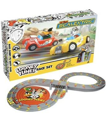 Scalextric G My First Looney Tunes Slot Racing Set Bugs