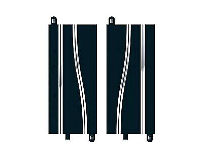 Scalextric Side Swipe Straights (x2)