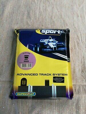 Scalextric Sport Track Radius 2 Half Standard Curve x 2