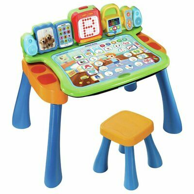 VTech Touch and Learn Activity Desk Multi-colour Age 3-4