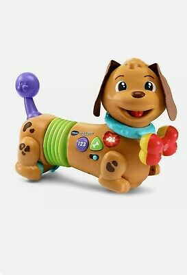 VTech Walk & Wiggle Pup Toy For Child