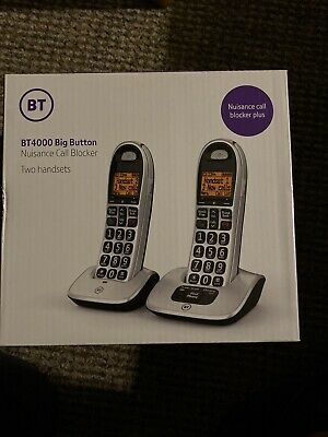 BT Digital Cordless Home Phone with Nuisance Call