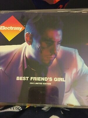 Electrasy - Best Friend's Girl - CD 2 Limited Edition CD