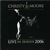 Live in Dublin  by Moore,Christy