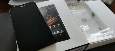 SONY Xperia Z CGB - Black (Unlocked) Smartphone