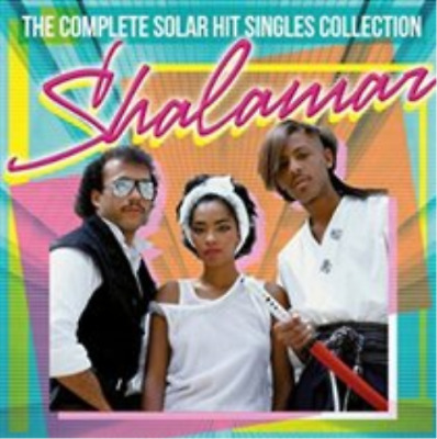Shalamar-The Complete Solar Hit Singles Collection (US