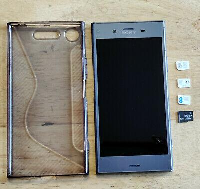 Sony Xperia XZ1 - 64GB - Moonlit Blue (Unlocked) Smartphone