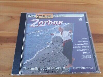 ZORBAS - THE SOULFUL SOUND OF GREECE (THEODORAKIS,