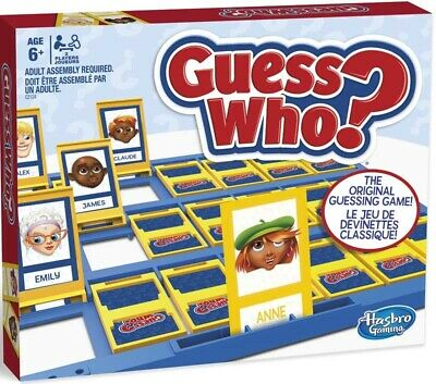Guess Who Game - BRAND NEW by Hasbro