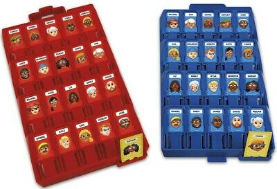 Hasbro Guess Who? Grab and Go Travel Game - B