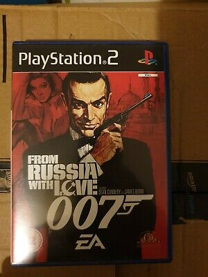 James Bond 007: From Russia With Love (Sony PlayStation 2,