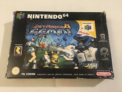 Jet Force Gemini (Nintendo ) BOXED COMPLETE
