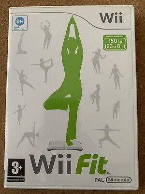 Nintendo Wii Fit Fitness Balance Game