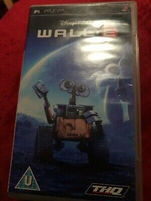 WALL.E (PSP) game