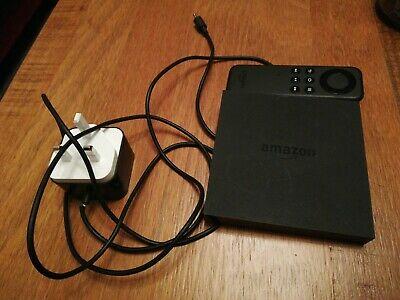 Amazon Fire TV 2nd Gen Media Streamer 4k Ultra HD Dv83yw