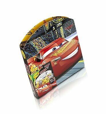 CRAYOLA - -E-000 - Cars 3 creative case