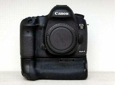 Canon EOS 5D Mark III 22.3MP Digital SLR Camera Body Only -