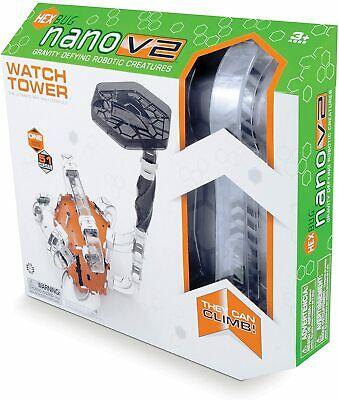 HEXBUG Nano V2 Watch Tower Construction Creativity Activity