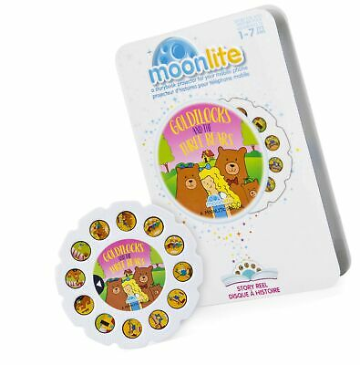 Moonlite  - Goldilocks and the Thee Bears Story Reel