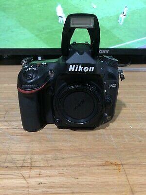 Nikon D MP Digital SLR Camera - Black (Body Only)