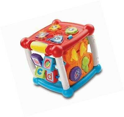 VTech Baby Turn and Learn Baby Activity Cube