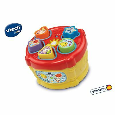 VTech Chimpón Drum Electronic Toy with Pieces for Inserting