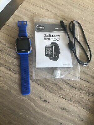 VTech Kidizoom Smart Watch DX in Blue C90