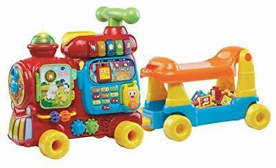 VTech Push and Ride Alphabet Train, Educational Toys, Baby