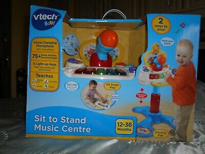 VTech Sit to Stand Music Centre Toy -