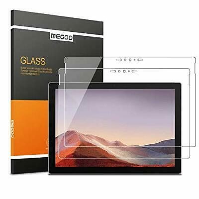 [2 Pack]MEGOO Screen Protector for New Surface Pro 7, Ultra