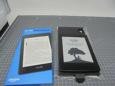 "AMAZON KINDLE Paperwhite 6"" eReader - 8 GB Black - KP44W"